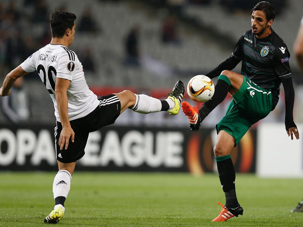 Besiktas 1-1 Sporting