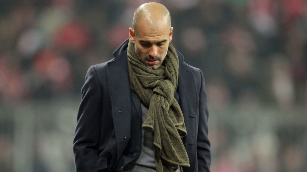 Pep Guardiola está no comando do Bayern de Munique desde 2013