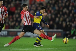 Southampton-v-Arsenal-Premier-League