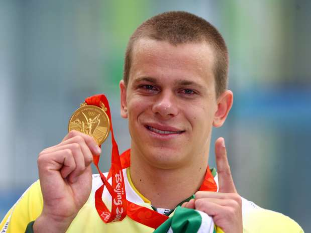 held at the National Aquatics Centre during Day 8 of the Beijing 2008 Olympic Games on August 16, 2008 in Beijing, China.