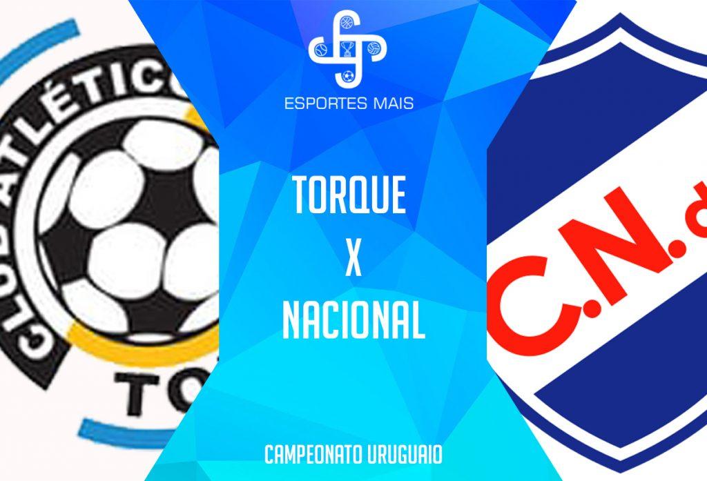 TORQUE X Nacional
