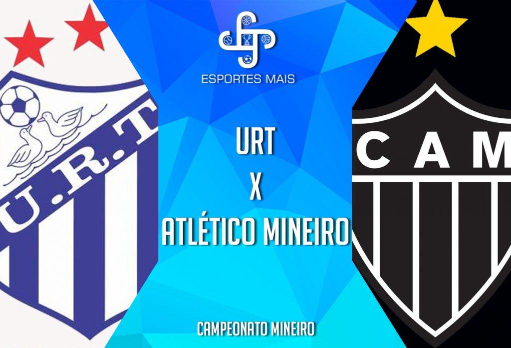 URT x Atlético