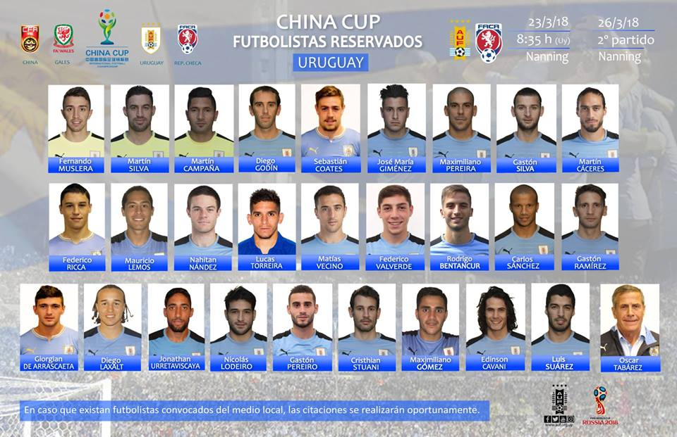 Uruguai_China_Cup