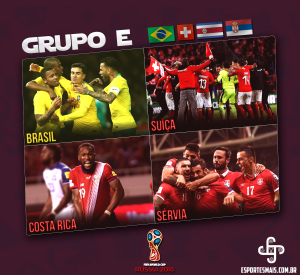 Grupo E – Especial Copa do Mundo