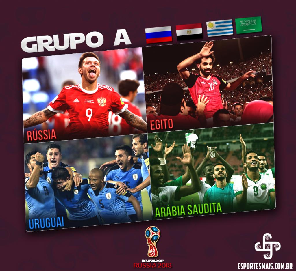 Grupo A – Especial Copa do Mundo