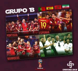 Grupo B – Especial Copa do Mundo