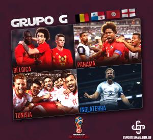 Grupo G – Especial Copa do Mundo