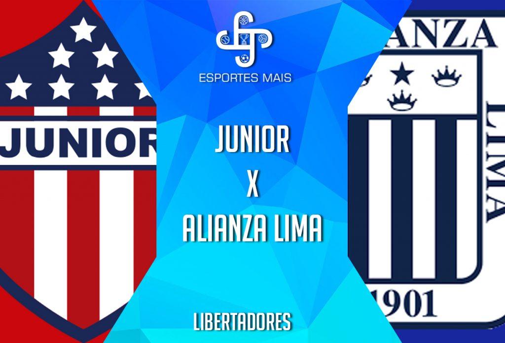 JUNIOR X Alianza Lima