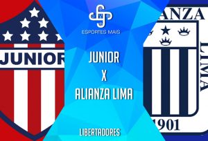 JUNIOR X Alianza Lima