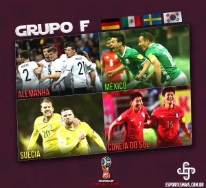 Grupo F – Especial Copa do Mundo