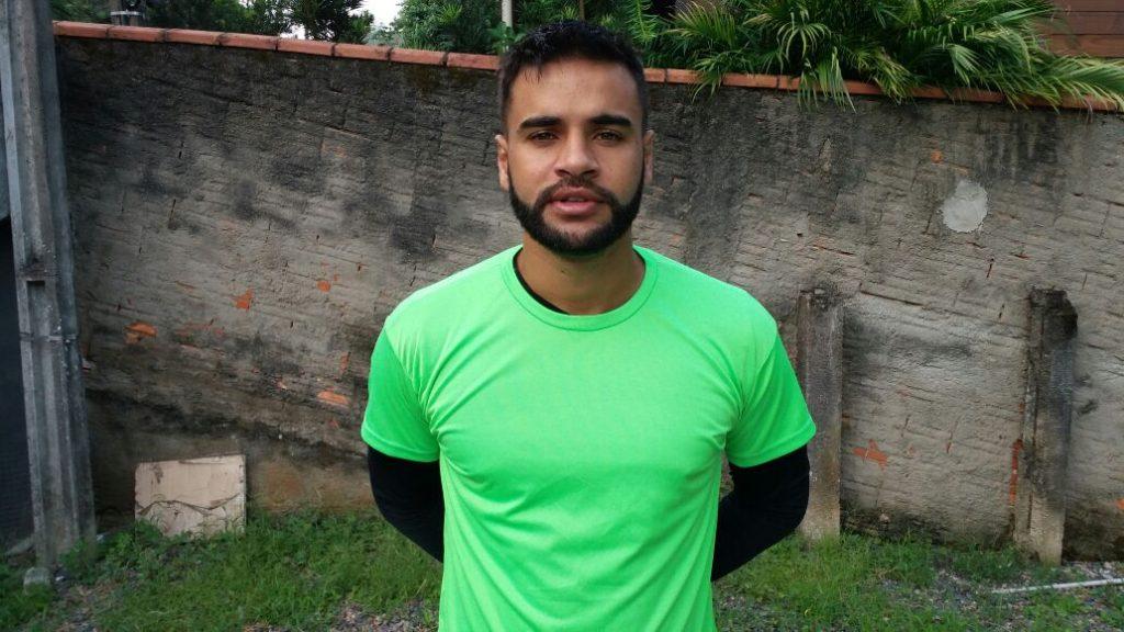 Roger Paranhos – Arquivo pessoal