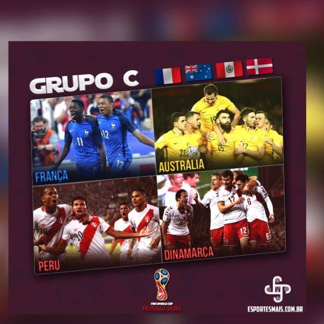 E+ Copa do Mundo Grupo C 20180614_170255