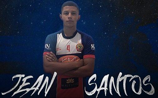 Jean Santos capa