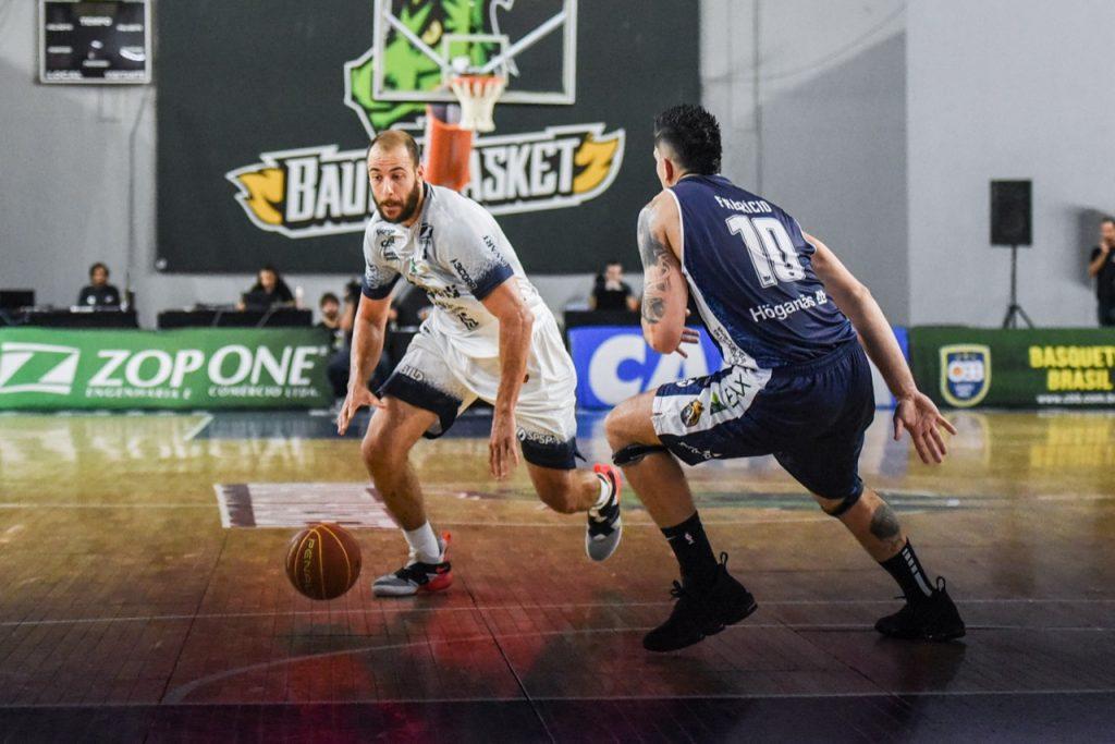Renato Bauru Basket