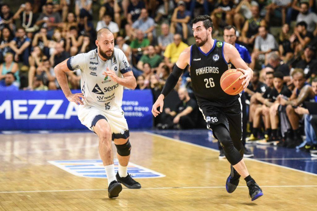 Betinho Bauru Basket x Pinheiros