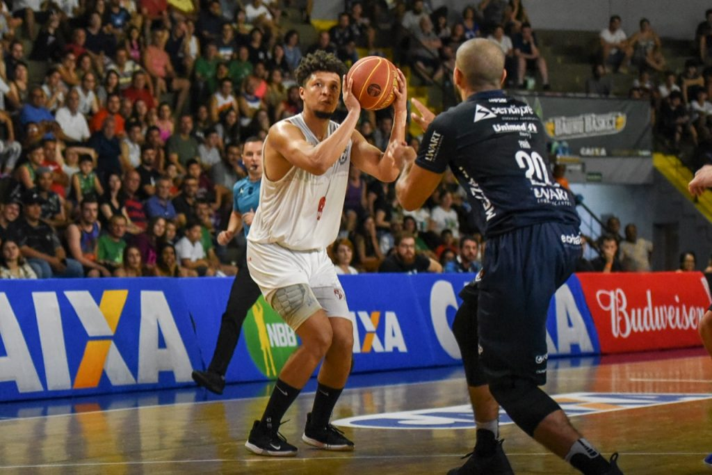 Bauru Basket x Brasília