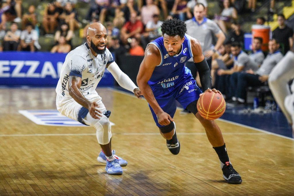 Larry e Leandrinho – Bauru Basket