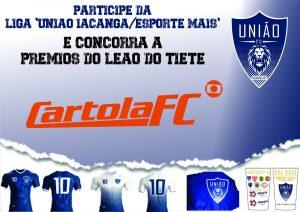 Cartola FC Esportes Mais União Iacanga
