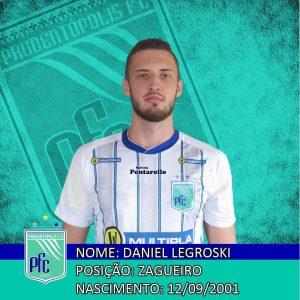 Daniel Legroski, 19 anos