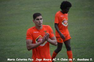 Lucas Santos é o destaque do Moura AC