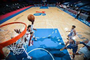 Miami Heat e 76ERS