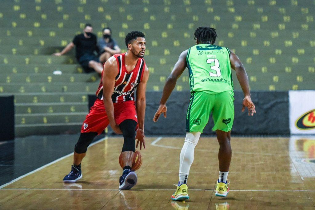 Bauru Basket x São Paulo 1