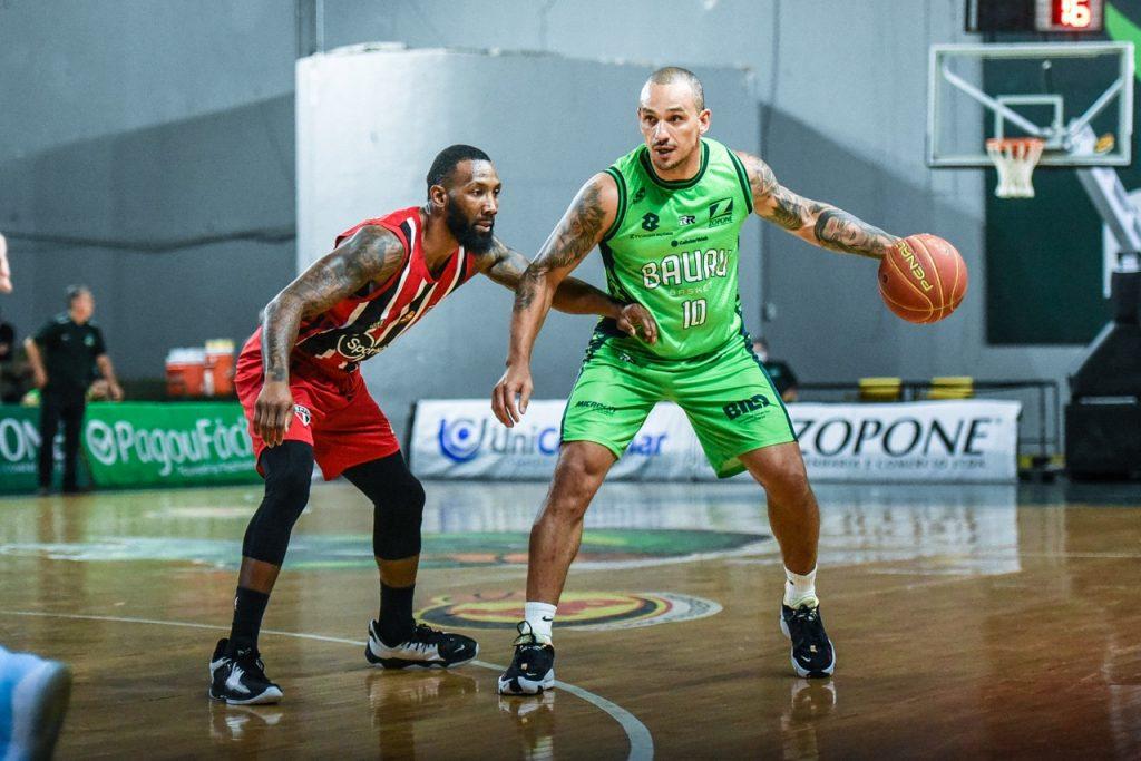 Bauru Basket x São Paulo