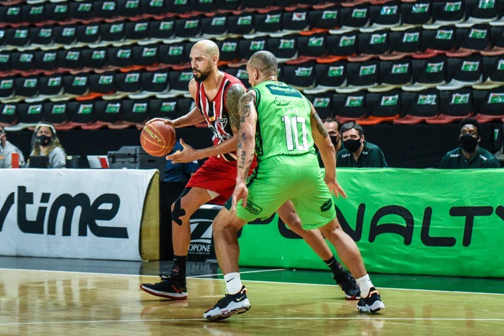 Bauru Basket x São Paulo 2