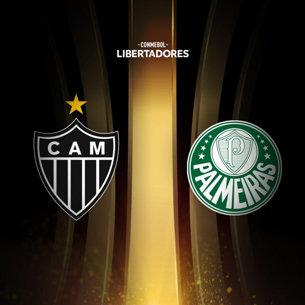 Atlético x Palmeiras